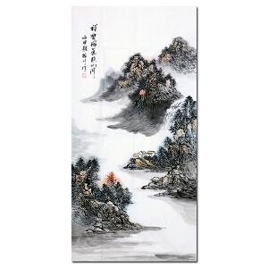 国家一级美术师 赵振川【祥云】Z3115