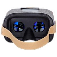 MOMAX 摩米士 VR 虚拟 iphone6s plus iphone7 现实 3D 眼镜 智能手机 家庭影院 游戏 BOX 头戴式 成人