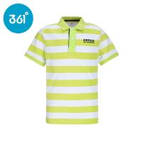 361度童装2017年夏季新款男童短袖POLO衫 K51723232