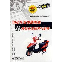 电动车蓄电池维修及修复仪器原理与制作(含光盘1张)