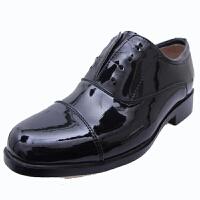 商务休闲皮鞋PX06礼服皮鞋男士正装办公皮鞋抛光皮鞋男式校尉常服军官皮鞋功勋皮鞋