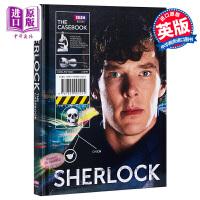 福尔摩斯BBC Sherlock the Casebook 神探夏洛克 英文版 官方指南 原版精装