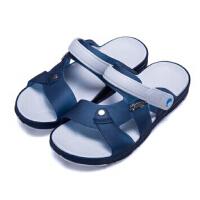 夏季男士凉鞋 户外沙滩鞋 居家凉拖鞋 洞洞鞋 时尚休闲鞋 男夏1607