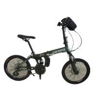 20寸折叠后避震电动山地车自行车电单车锂电池代步车女士学生