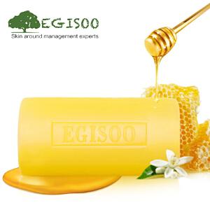 [当当自营]EGISOO御姬秀天然蜂蜜手工皂100g  控油保湿 洁面皂洗脸皂