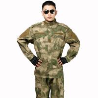 作训服 军迷装备户外作训战服 迷彩服套装军训服舒适工作服