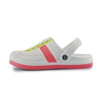 回力拖鞋洞洞鞋镂空童鞋凉鞋平跟女款鞋沙滩鞋防滑6753