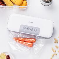 得力全自动小型商用抽真空封口机塑封机家用食品真空包装机 14885真空包装机