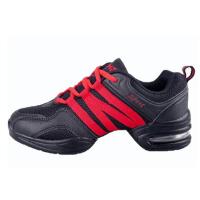 现代舞舞蹈鞋女士大小码软底增高爵士现代广场跳舞鞋