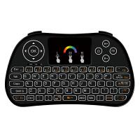 ikodoo爱酷多 通用型空中飞鼠 数控鼠标键盘多媒体遥控 mini无线键盘器 适用于PC电脑/笔记本/一体机/数字电视/机顶盒/游戏机等 安卓/微软手机平板