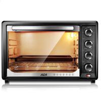 【ACA北美电器旗舰店】ATO-M32FC 电烤箱家用多功能烘焙32L高配全能烤箱