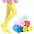 彩桥  女童连裤袜芭蕾舞蹈袜春夏款黑白丝袜多色百搭