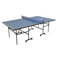 双折移动式乒乓球台标准移动乒乓球桌比赛专用室内乒乓球台平滑舒适稳定牢固有手感
