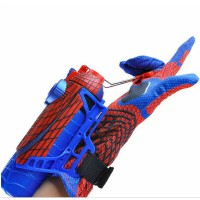全店满99包邮!正品超凡蜘蛛侠 2合1喷丝喷水蛛丝手套 发射器玩具 儿童套装玩具
