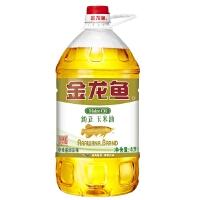[当当自营]金龙鱼纯正玉米油4L
