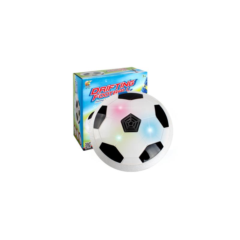 七彩灯光儿童悬浮玩具气垫悬浮足球室内运动亲子踢球多人互动游戏