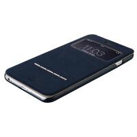包邮 BASEUS/倍思 苹果6手机壳iphone6s plus手机套 iphone6 plus 外壳翻盖皮套保护套简约商务开窗支架皮套