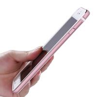 洛夫特 苹果6金属边框iphone6plus手机壳6s薄防摔保护套4.7女款