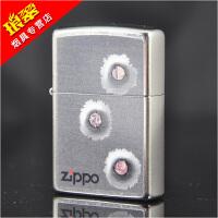 2015年新款原装进口芝宝打火机zippo正版煤油zp彩印连中三元28870