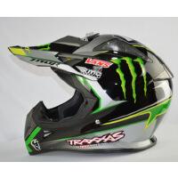 鬼爪越野头盔 DH速降盔 越野摩托车专业赛车头盔 经典骑行头盔