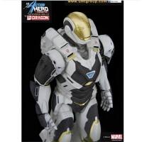 全店满99包邮!威龙 漫威 1/9钢铁侠3 MK39 Starboost Armor 成品模型