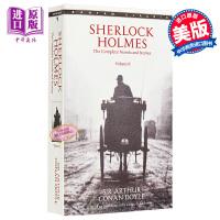 福尔摩斯小说故事集英文原版2 Sherlock Holmes: The Complete Novels and Stories Volume II: 2 [Kindle Edition]