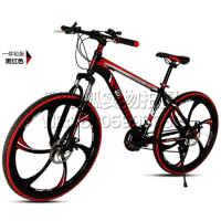 女士山地车自行车变速24寸21速 款成人女式女生永山地自行车