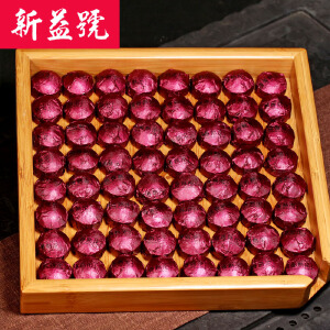新益号 糯香古树沱茶 糯米香普洱小沱茶 500g糯米香熟茶 250g*2袋