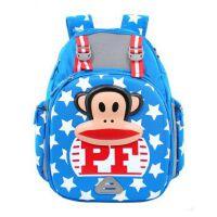 大嘴猴小学生3-6年级书包男女儿童减负护脊双肩背包PKY2061
