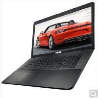 华硕(ASUS)K751LX5200 17.3英寸游戏笔记本电脑 黑色 4G内存+1TB硬盘官方标配版