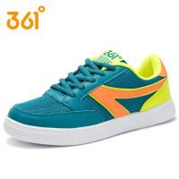 361童鞋春秋款男童休闲板鞋运动鞋儿童跑步鞋网面学生鞋361度