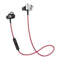 魅族(MEIZU)EP51 磁吸式专业运动蓝牙耳机 魅族蓝牙耳机 跑步蓝牙 红黑色