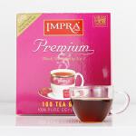 [当当自营] 斯里兰卡进口 英伯伦 Impra 波曼优质红茶 简装 2g*100袋