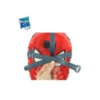 全店满99包邮!正品孩之宝 蜘蛛侠2视界豪华面具头套发光正版飞碟套装A5713