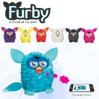 英文版孩之宝iphone电子宠物Furby菲比精灵