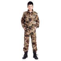 户外拓展训练服运动 军训数 码军迷服套装 军迷装备多款迷彩