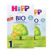 【当当海外购】德国进口 Hipp Bio喜宝婴幼儿有机奶粉1段 2022(3-6个月宝宝)600g