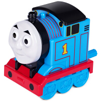 得力0743托马斯小火车削笔机儿童学生创意卡通卷笔刀削笔器