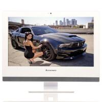 联想(Lenovo)扬天S3040 四核i5-4460 8G内存 2T硬盘 win7 DVD刻录 20英寸台式一体机 白色