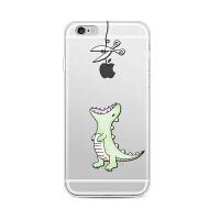 【全国包邮】hidog 苹果iPhone6plus手机壳5.5个性原创意浮雕6splus保护套软硅胶潮