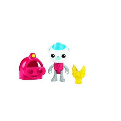 美泰海底小纵队探险队员套装角色扮演儿童益智过家家玩具v1381