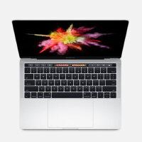 Apple MacBook Pro MPXY2CH/A  13寸笔记本电脑(i5-7365U 3.1GHz 8G 512G固态 Retina屏 自带Touch Bar 银色)