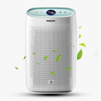 Philips/飞利浦 空气净化器AC1210家用卧室办公室除甲醛雾霾PM2.5小型迷你