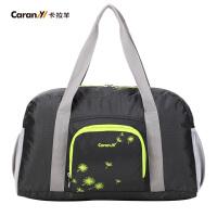 卡拉羊新品旅行包大容量男女行李包手提包旅行包袋可折叠CX3251