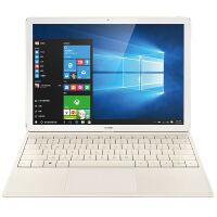 华为(HUAWEI)MateBook 12英寸平板二合一笔记本电脑 (Intel core m3 4G内存 128G存储 键盘 Win10)香槟金/太空灰