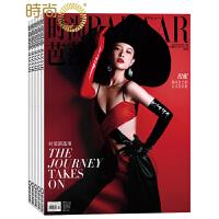 时尚芭莎 时尚娱乐期刊2017年全年杂志订阅新刊预订时尚期刊1年共24期10月起订