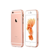 TOTU iPhone6手机壳边框 苹果6s硅胶套超薄创意防摔六女新款4.7潮