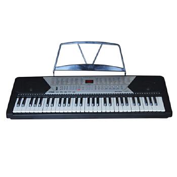 简易电子琴电路原理图带液晶显示屏