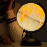地球仪 20CM政区PVC教学地球仪 高清彩印中文教学地球仪 地理教材学生专用模型