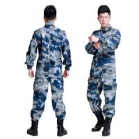 秋冬季作训服 男士军迷装备 户外运动军训服